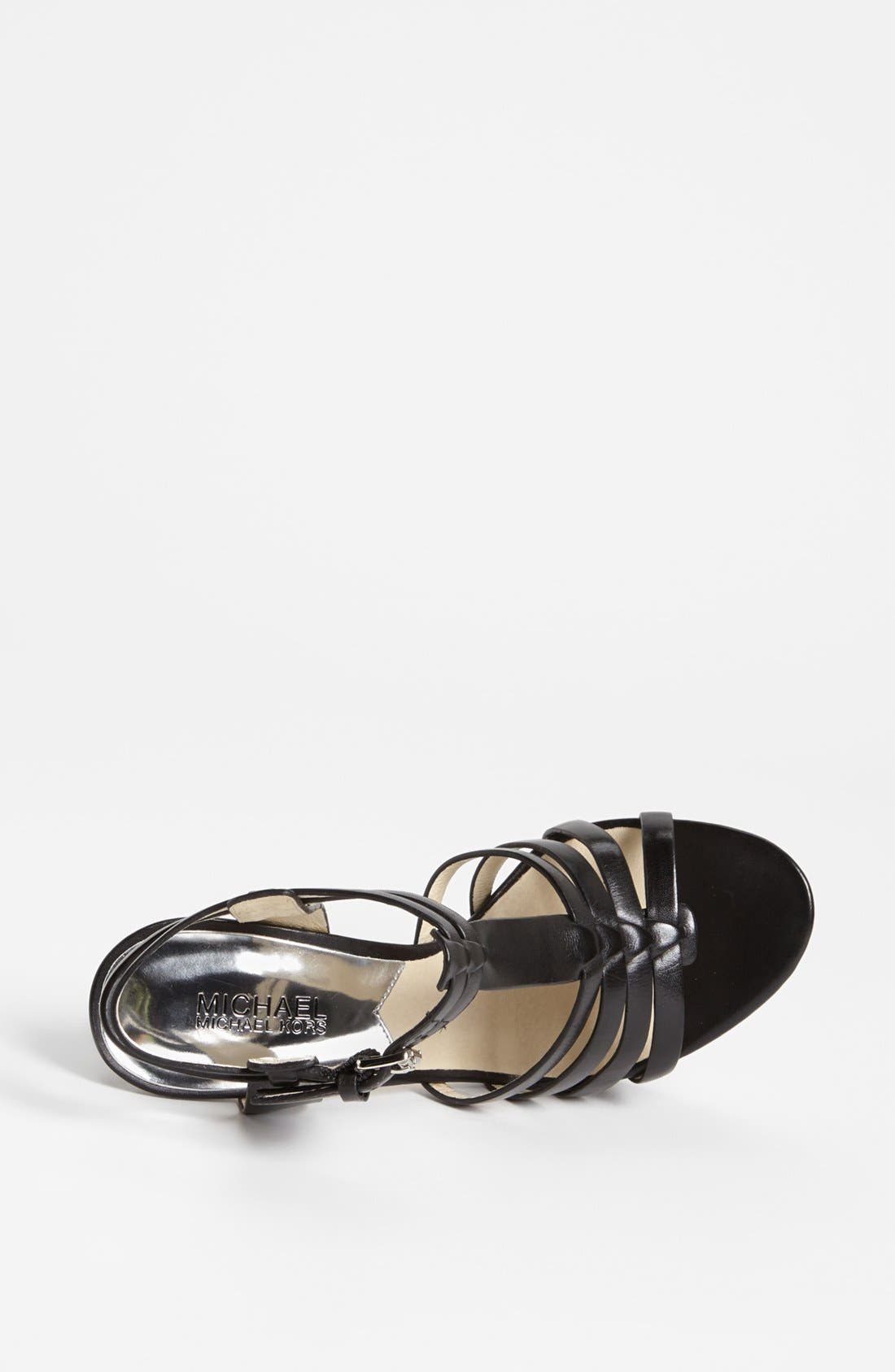 Alternate Image 3  - MICHAEL Michael Kors 'Georgie' Sandal