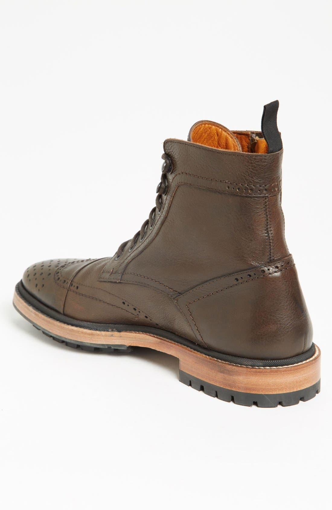 Alternate Image 2  - Lanvin Wingtip Boot