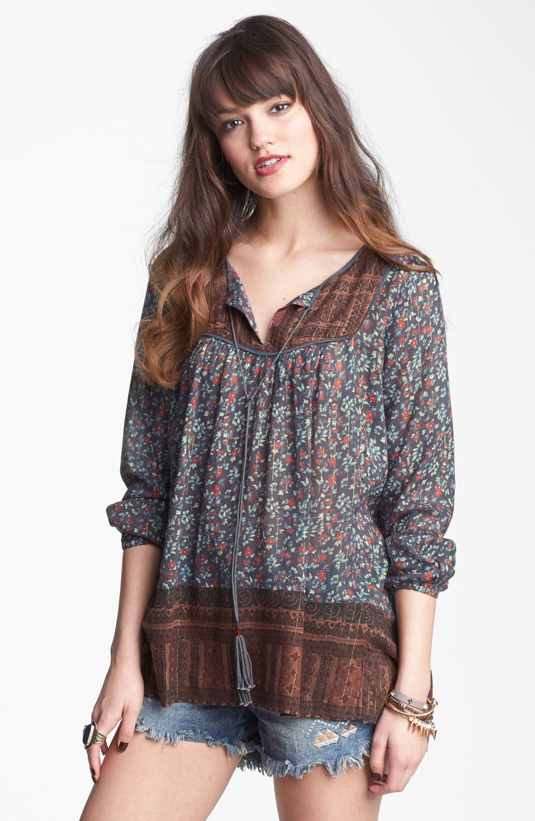 Alternate Image 1 Selected - Free People 'Dream Lover' Tunic