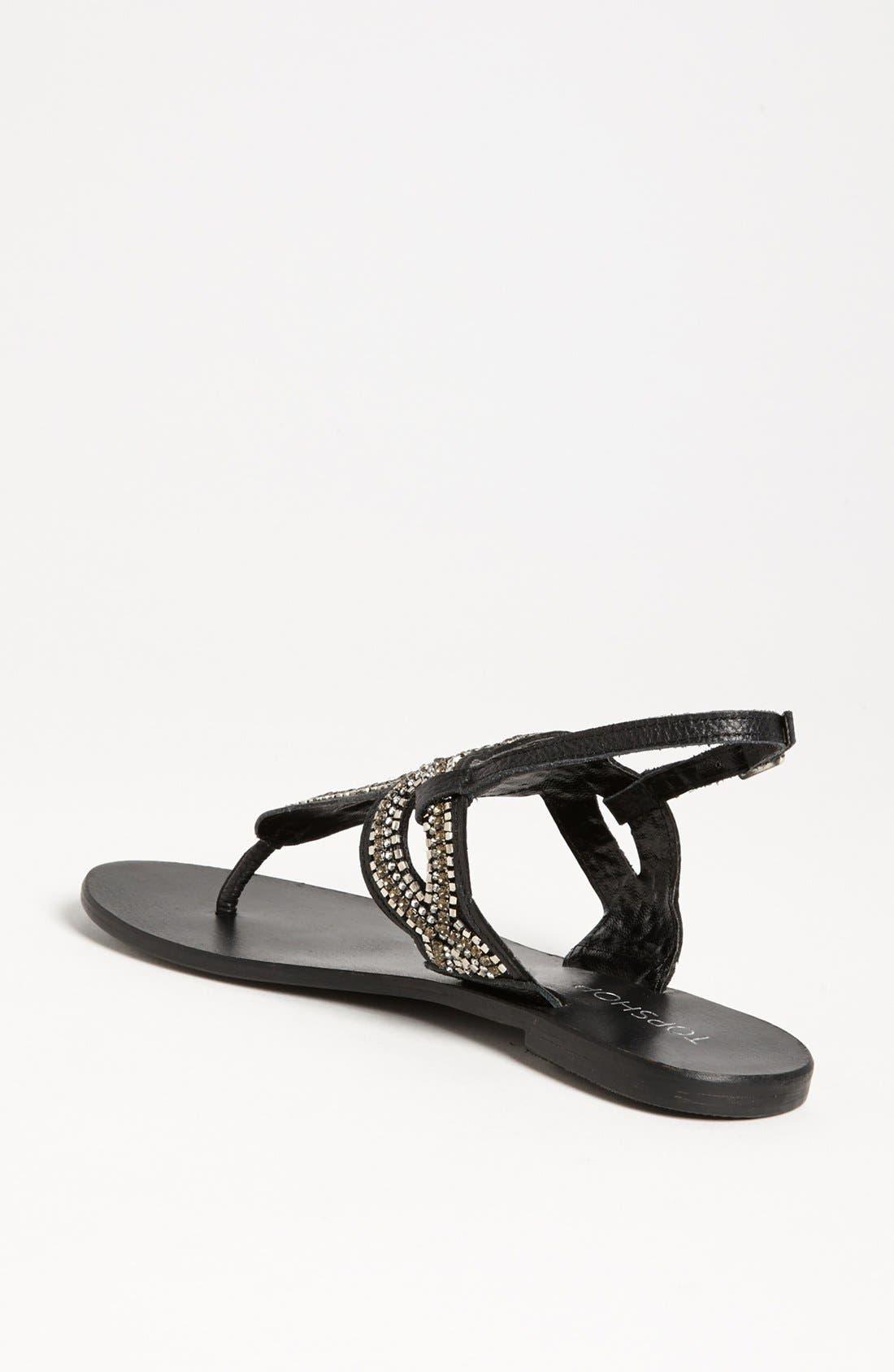Alternate Image 2  - Topshop 'Hectic' Sandal