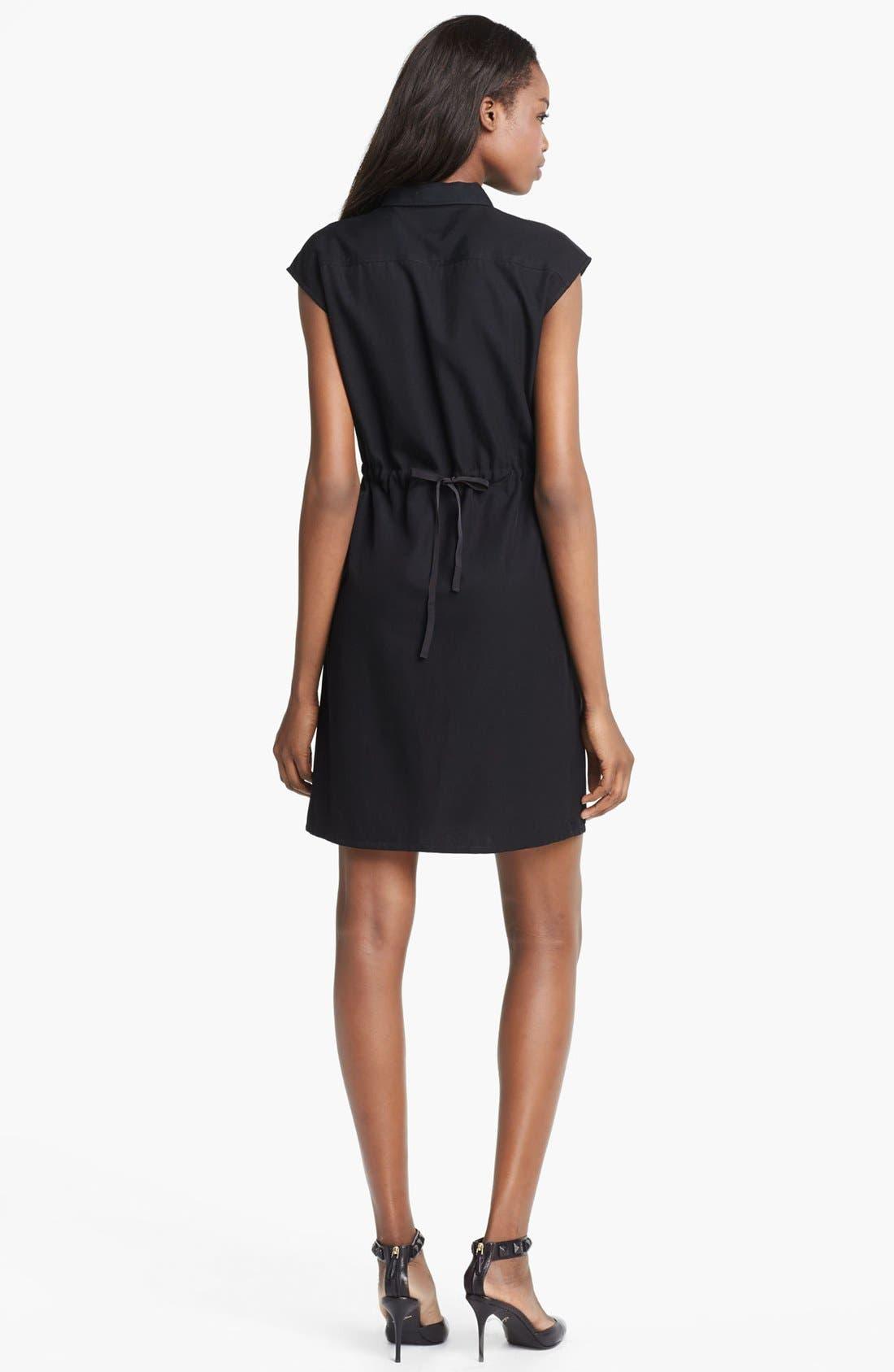 Alternate Image 2  - A.P.C. Henley Dress