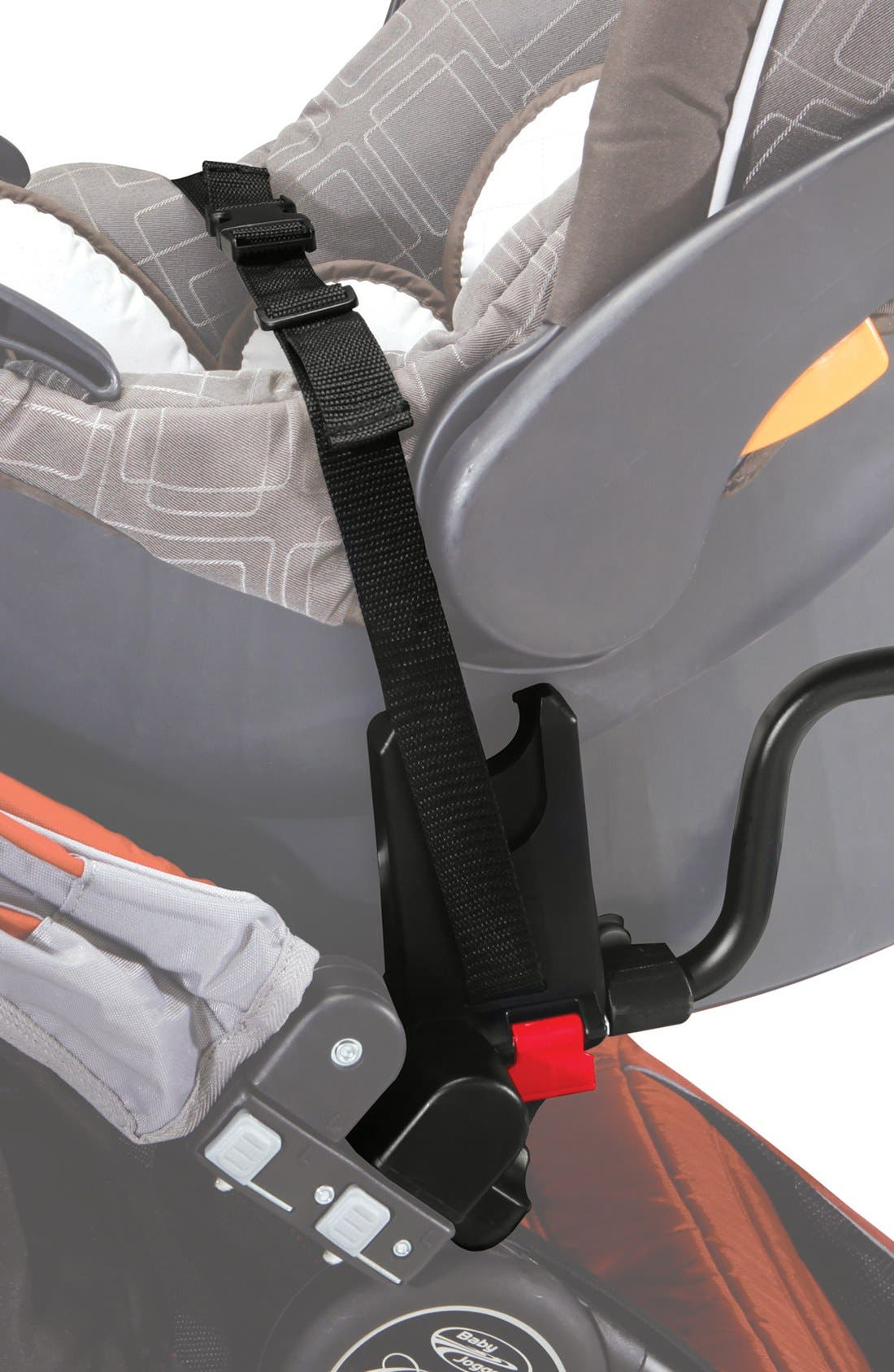 Alternate Image 2  - Baby Jogger City™ Stroller Car Seat Adapter