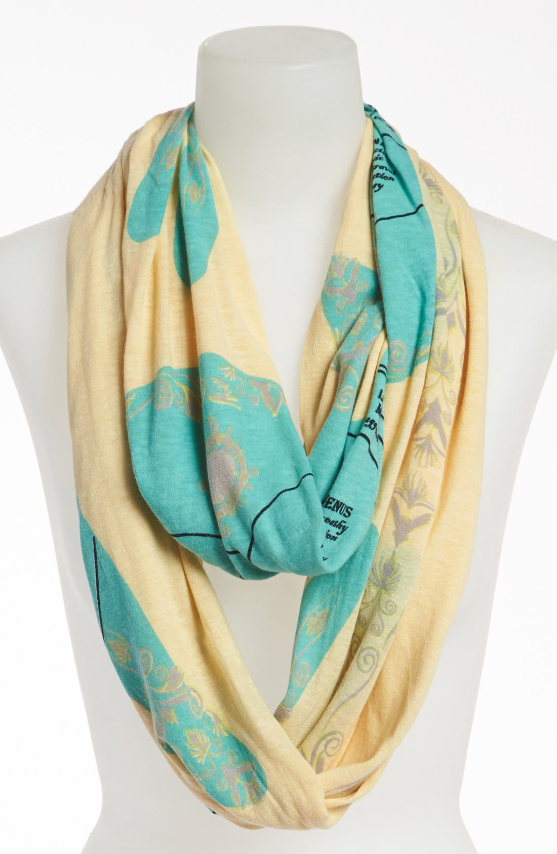 Alternate Image 1 Selected - Tarnish 'Mystic' Infinity Scarf