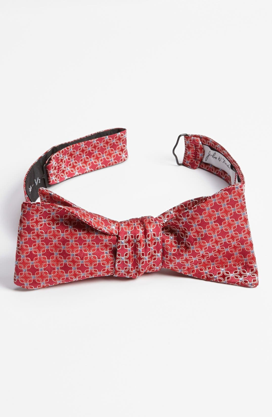 Main Image - John W. Nordstrom® Woven Silk Bow Tie