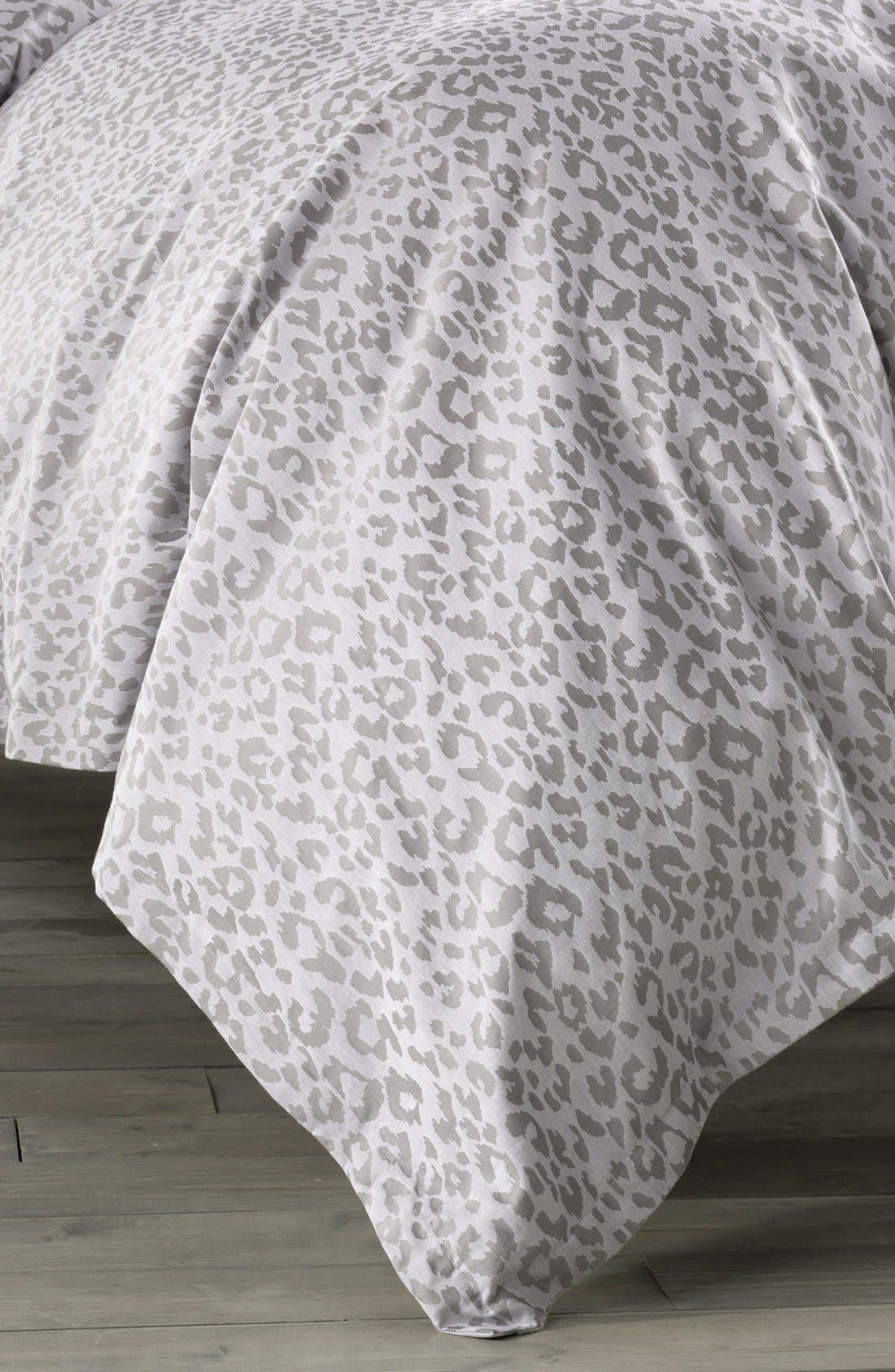 Alternate Image 2  - Nordstrom at Home 'Jacqueline' Reversible 300 Thread Count Duvet Cover