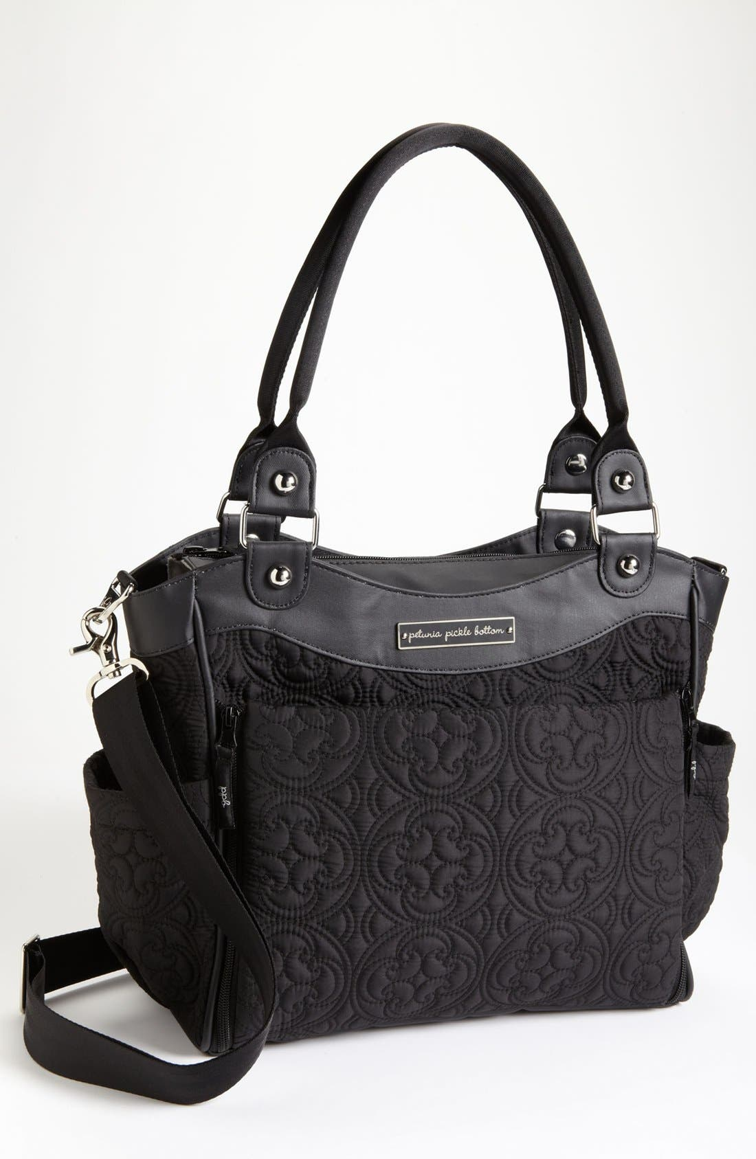Main Image - Petunia Pickle Bottom 'City Carryall' Diaper Bag (Nordstrom Exclusive)