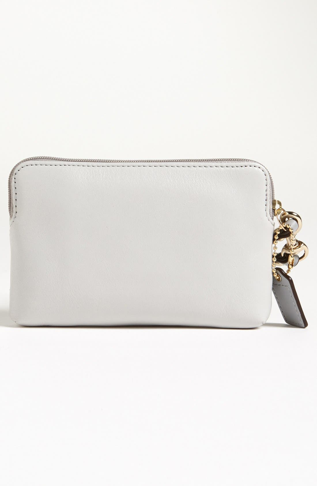 Alternate Image 3  - COACH 'Poppy' Phone Wristlet
