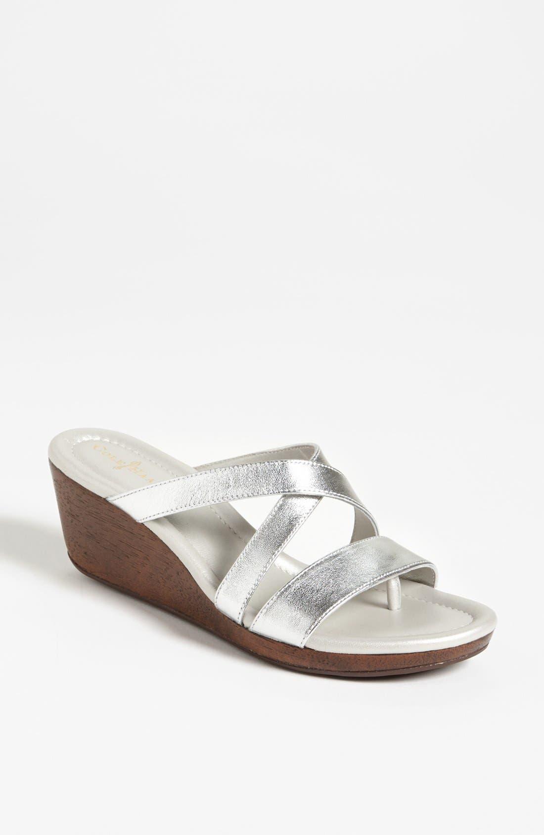 Alternate Image 1 Selected - Cole Haan 'Suzette' Sandal