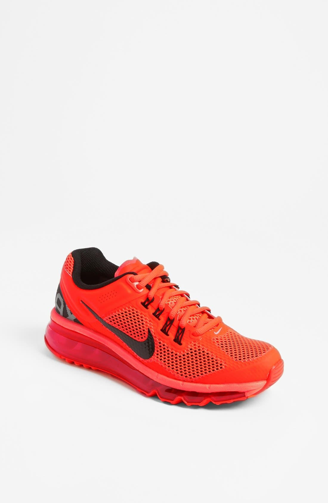 Alternate Image 1 Selected - Nike 'Air Max 2013' Running Shoe (Big Kid)