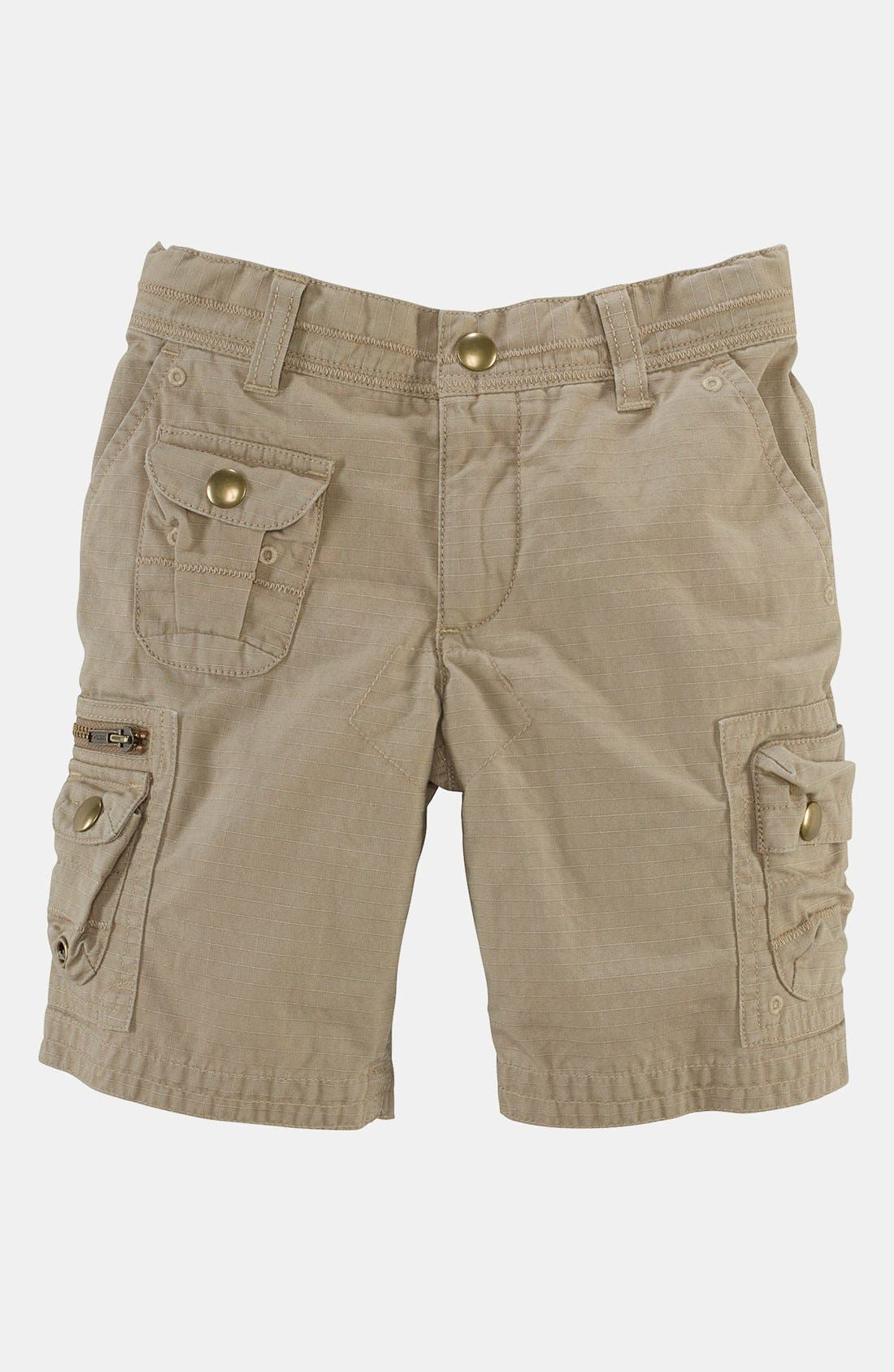Alternate Image 1 Selected - Ralph Lauren Cargo Shorts (Toddler Boys)