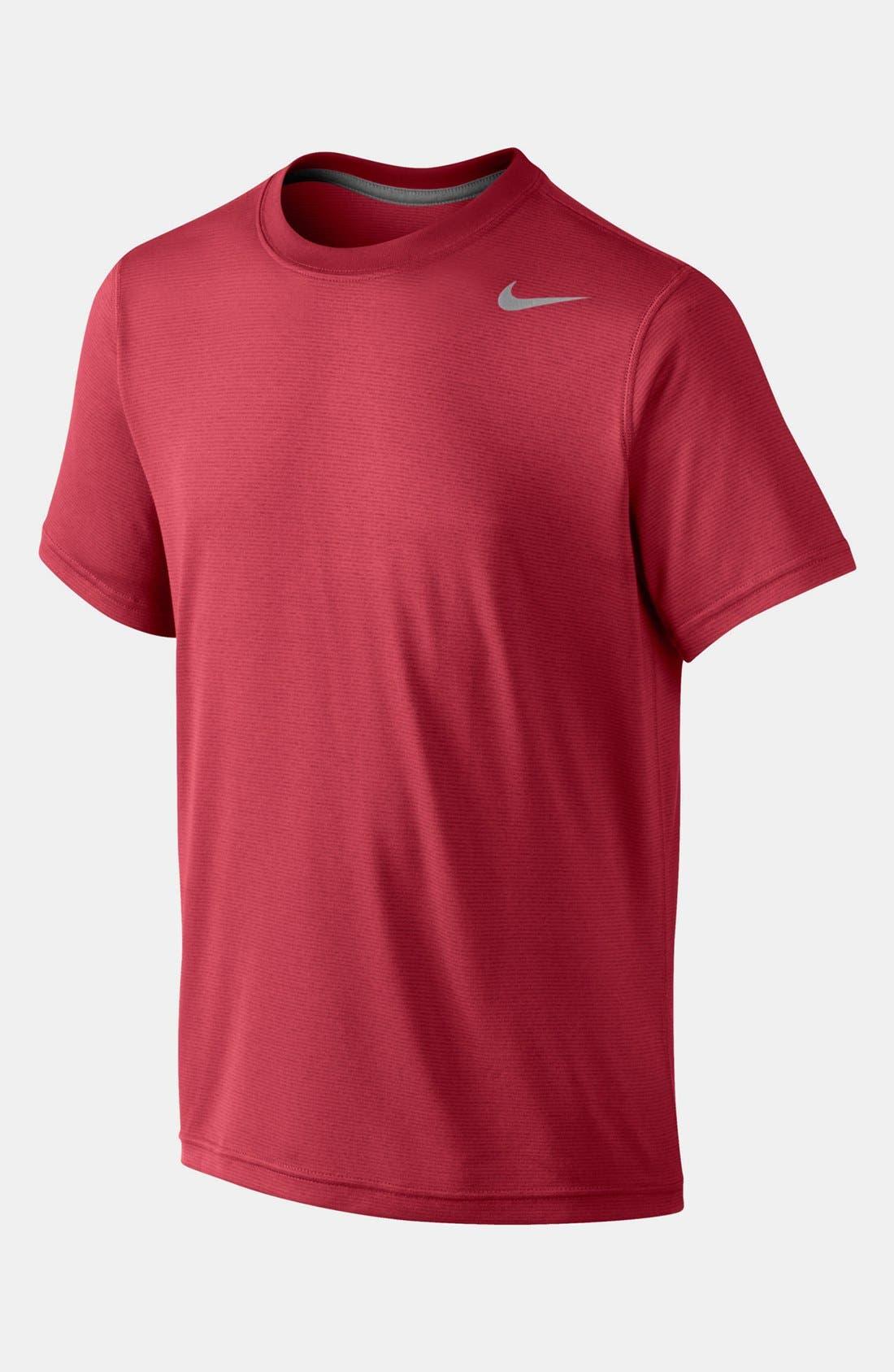 Main Image - Nike 'Vapor Touch Legend' T-Shirt (Big Boys)