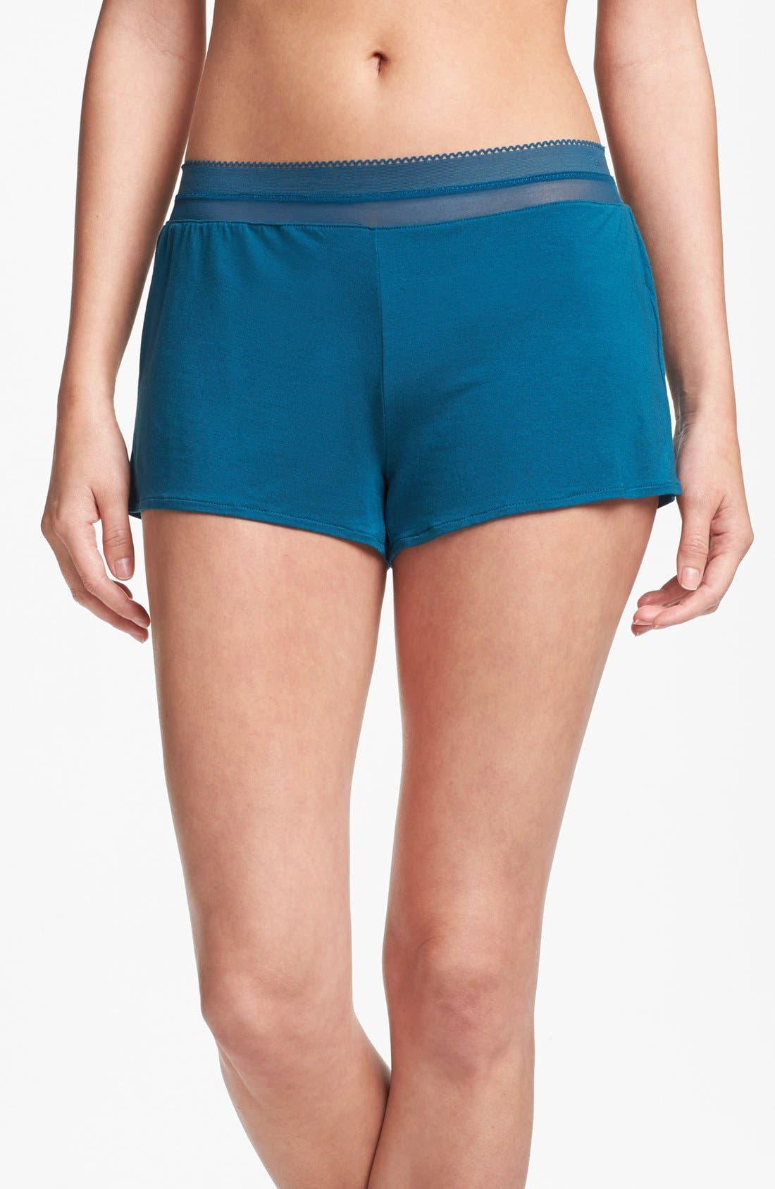 Alternate Image 1 Selected - Calvin Klein 'Icon' Shorts