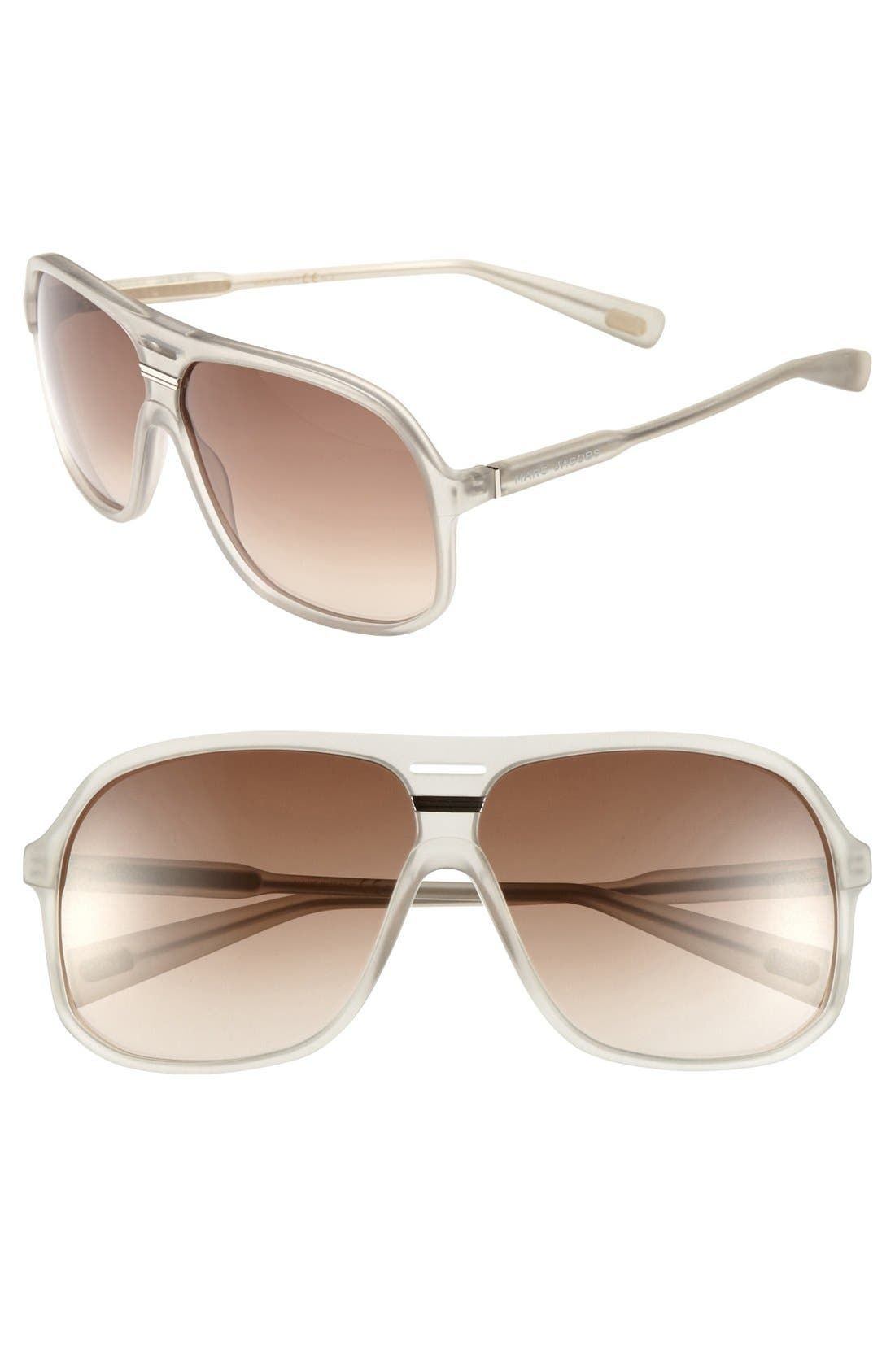 Alternate Image 1 Selected - MARC JACOBS 63mm Sunglasses