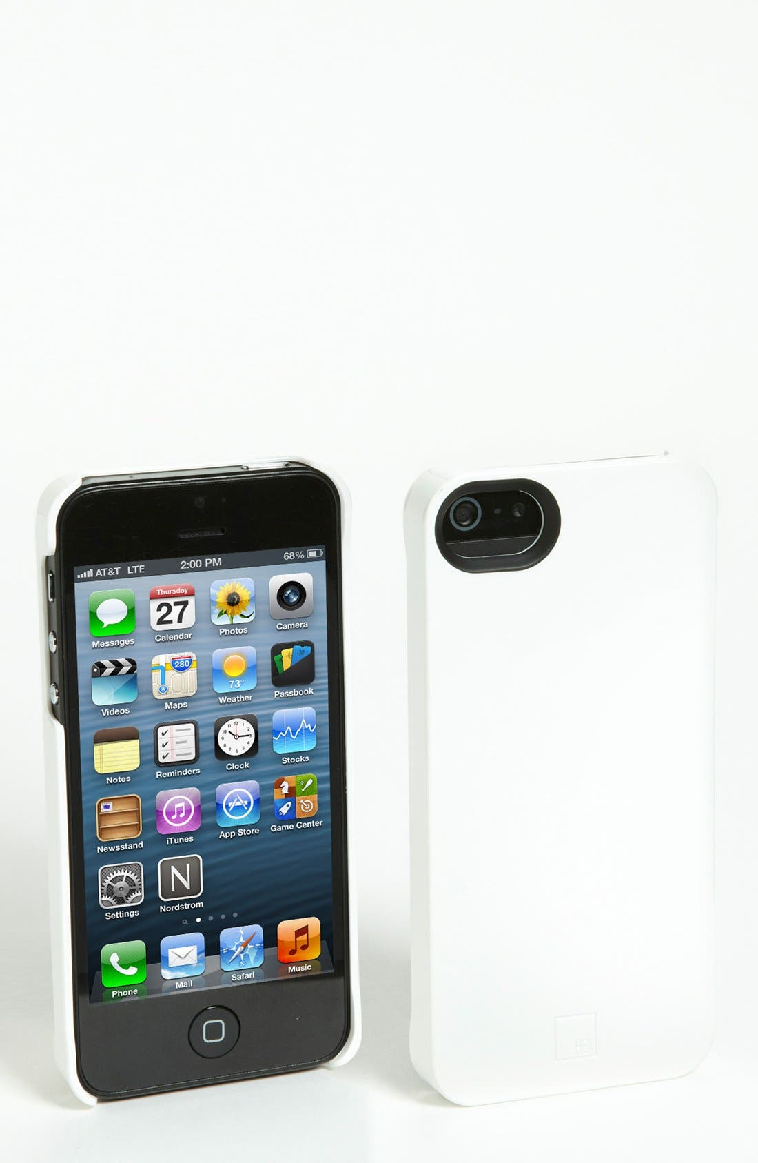 Alternate Image 1 Selected - Hex 'Stealth' Shielded RFID Enabled iPhone 5 Case