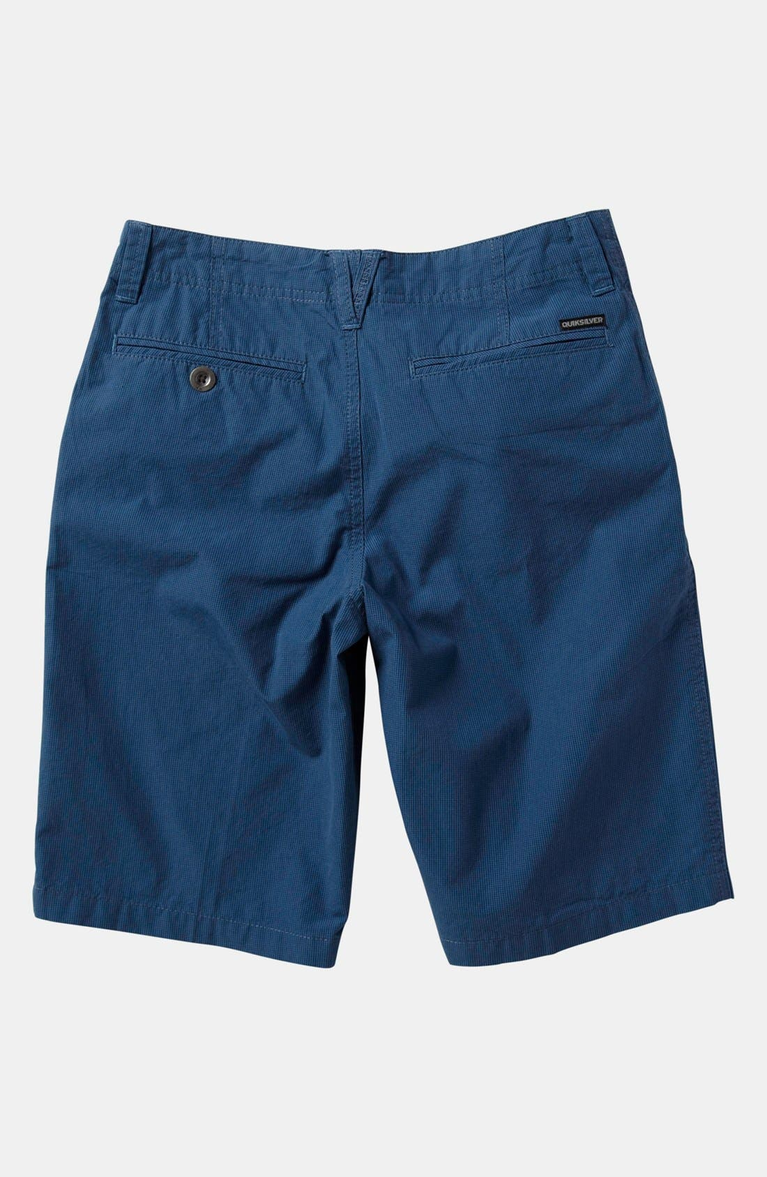 Alternate Image 2  - Quiksilver 'Nugget' Shorts (Big Boys)