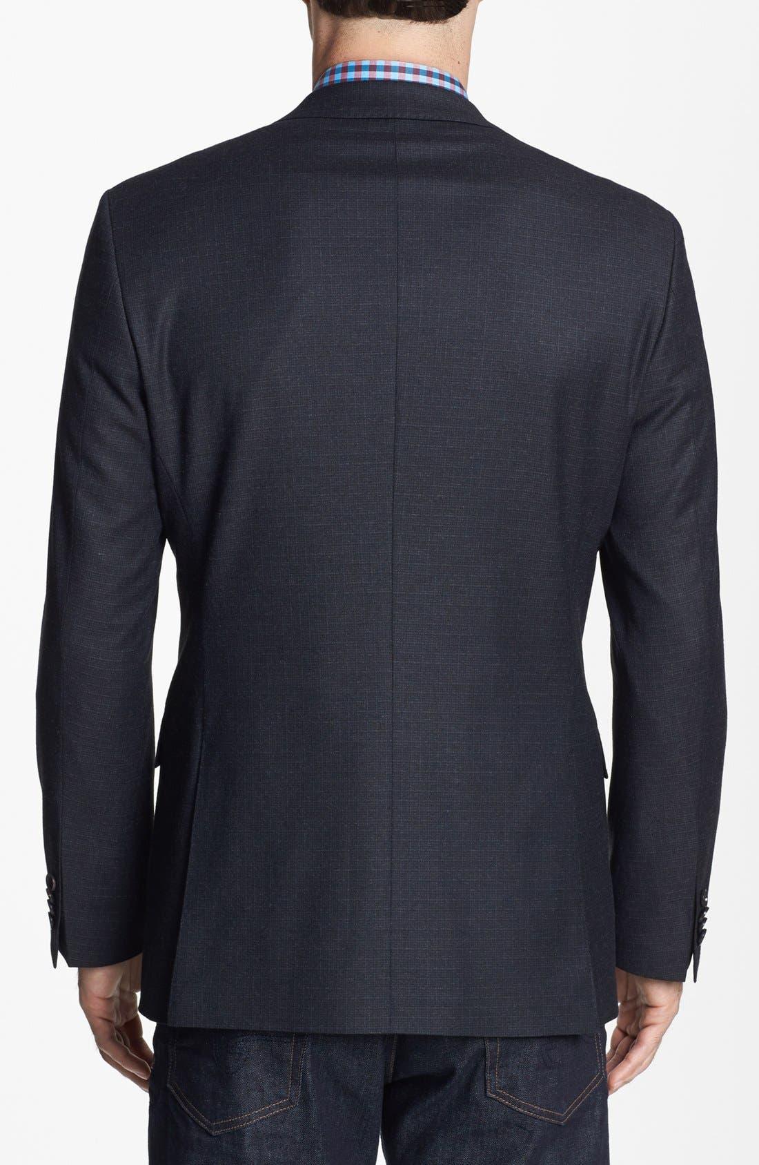 Alternate Image 2  - BOSS HUGO BOSS 'Coast Us' Mélange Check Sportcoat