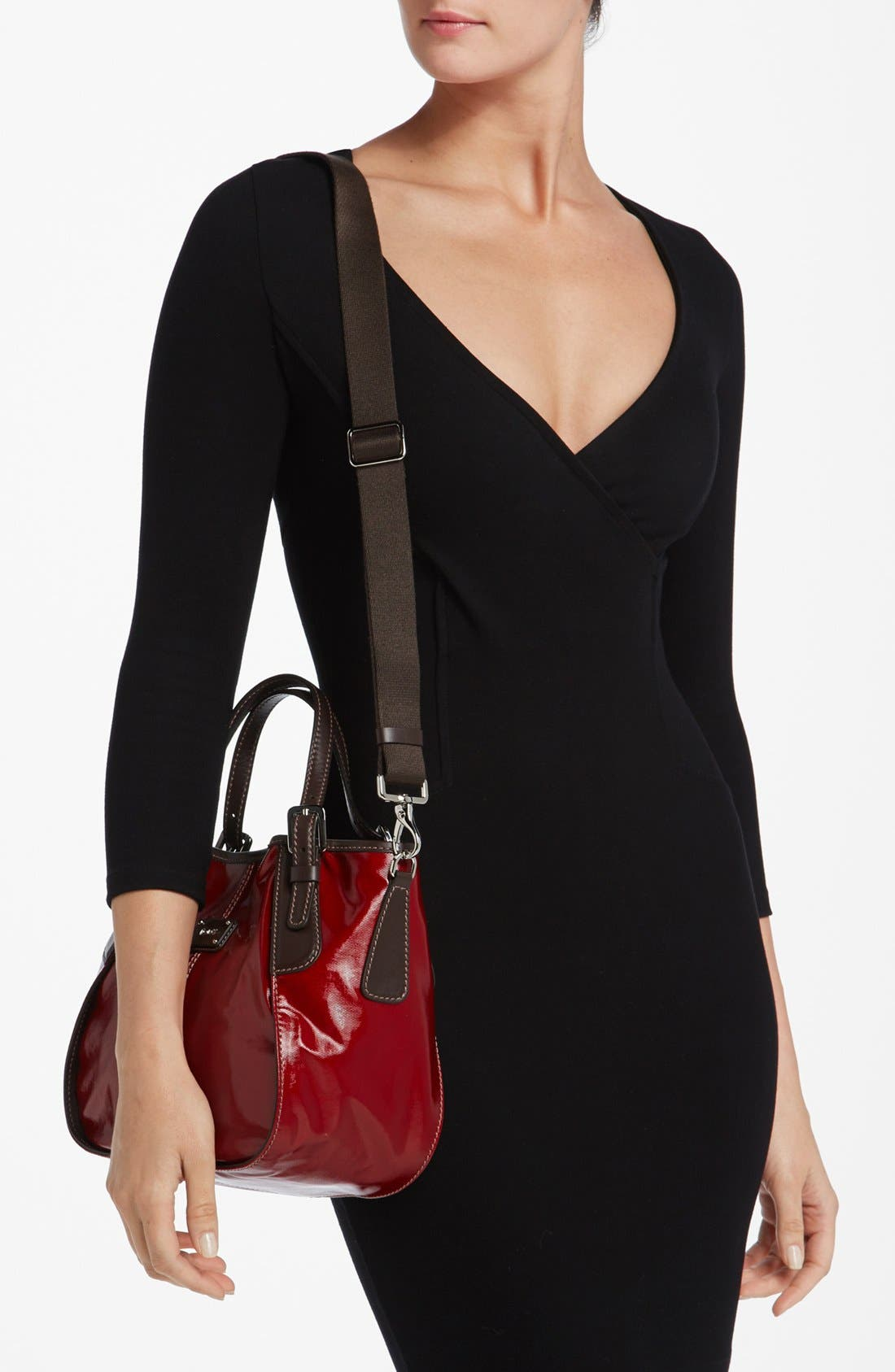 Alternate Image 2  - Tod's 'New G-Line - Sacca Media' Leather Shopper