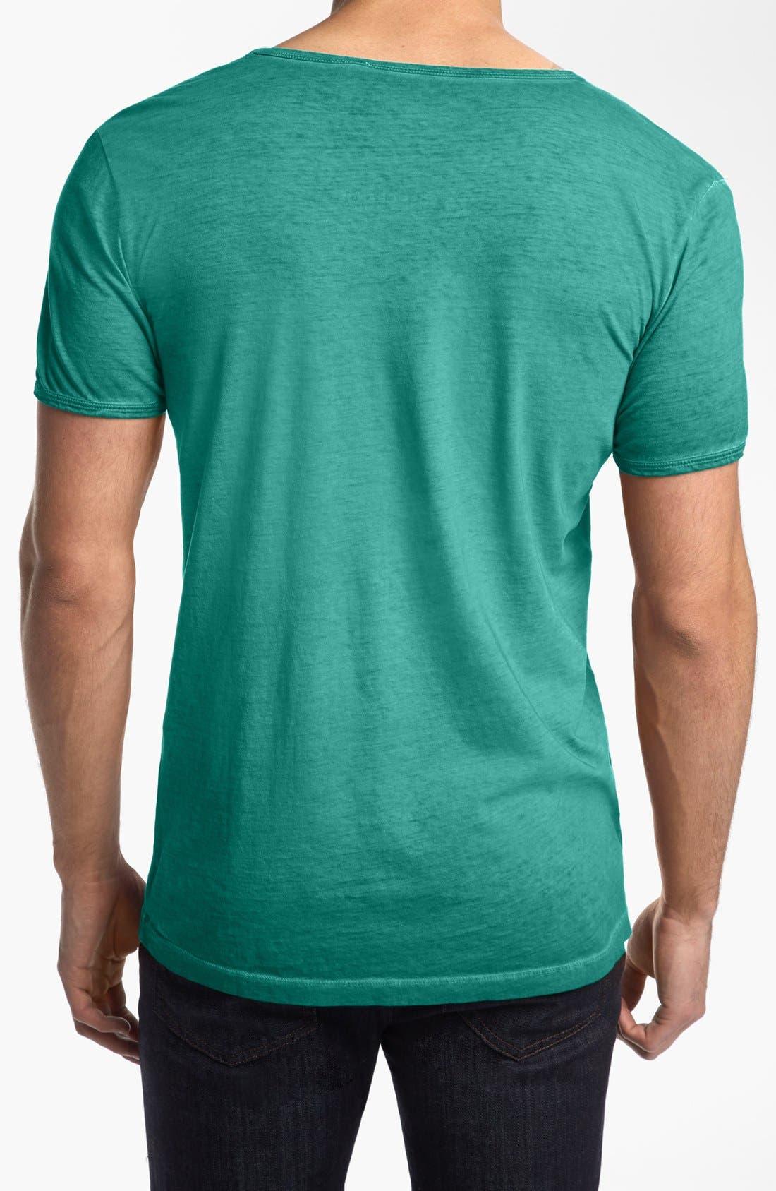 Alternate Image 2  - BOSS Orange 'Toulouse' V-Neck T-Shirt