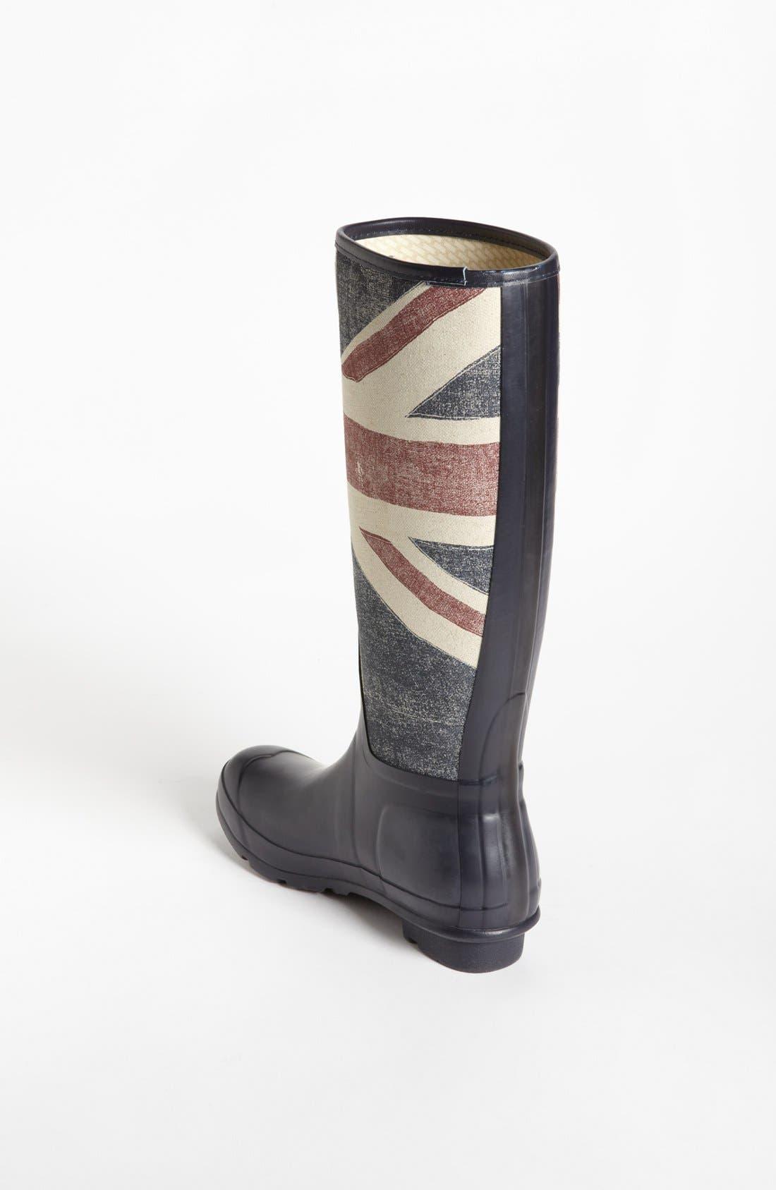 Alternate Image 2  - Hunter 'Original British' Rain Boot (Women)