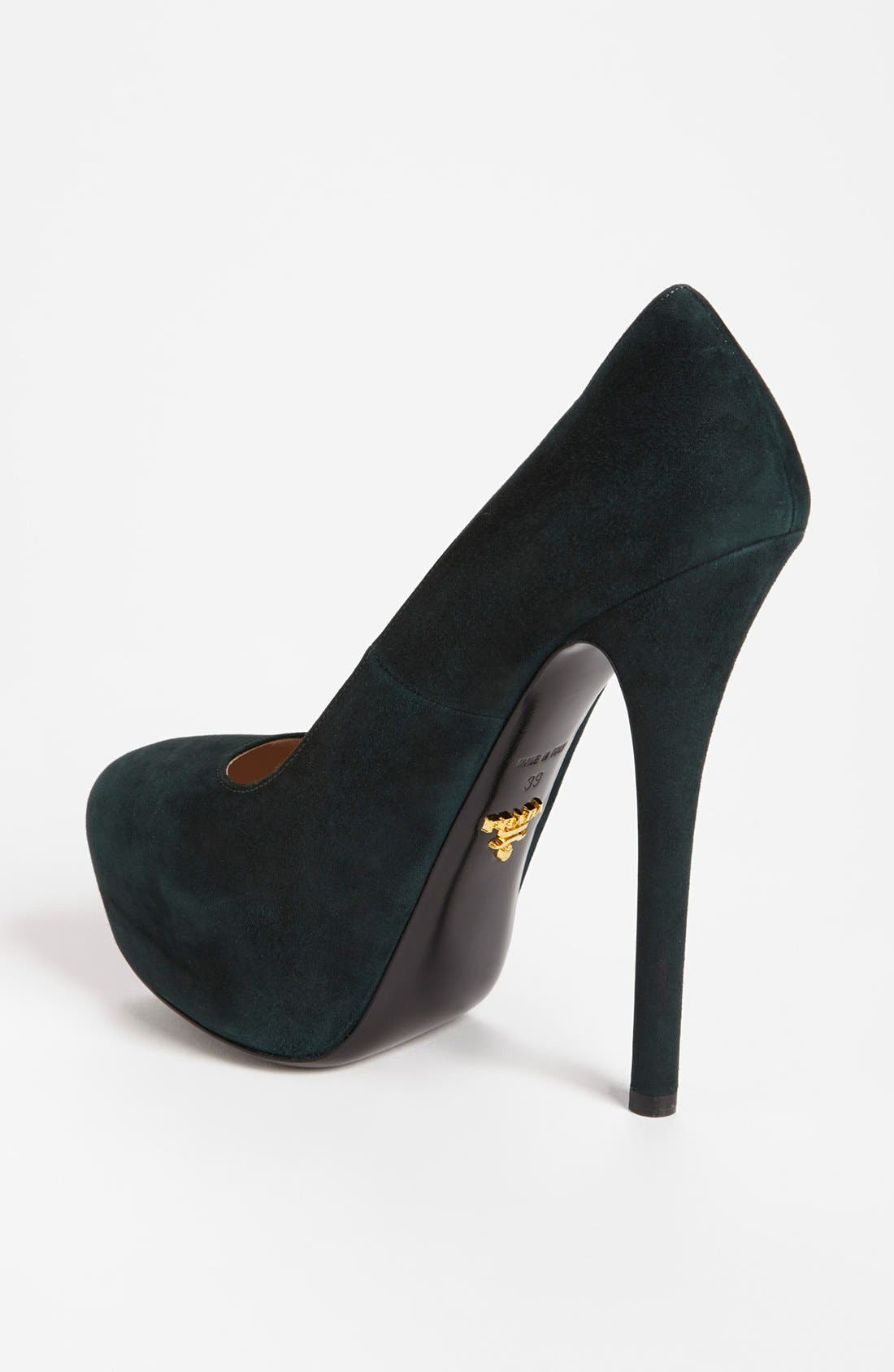 Alternate Image 2  - Prada Platform Pump