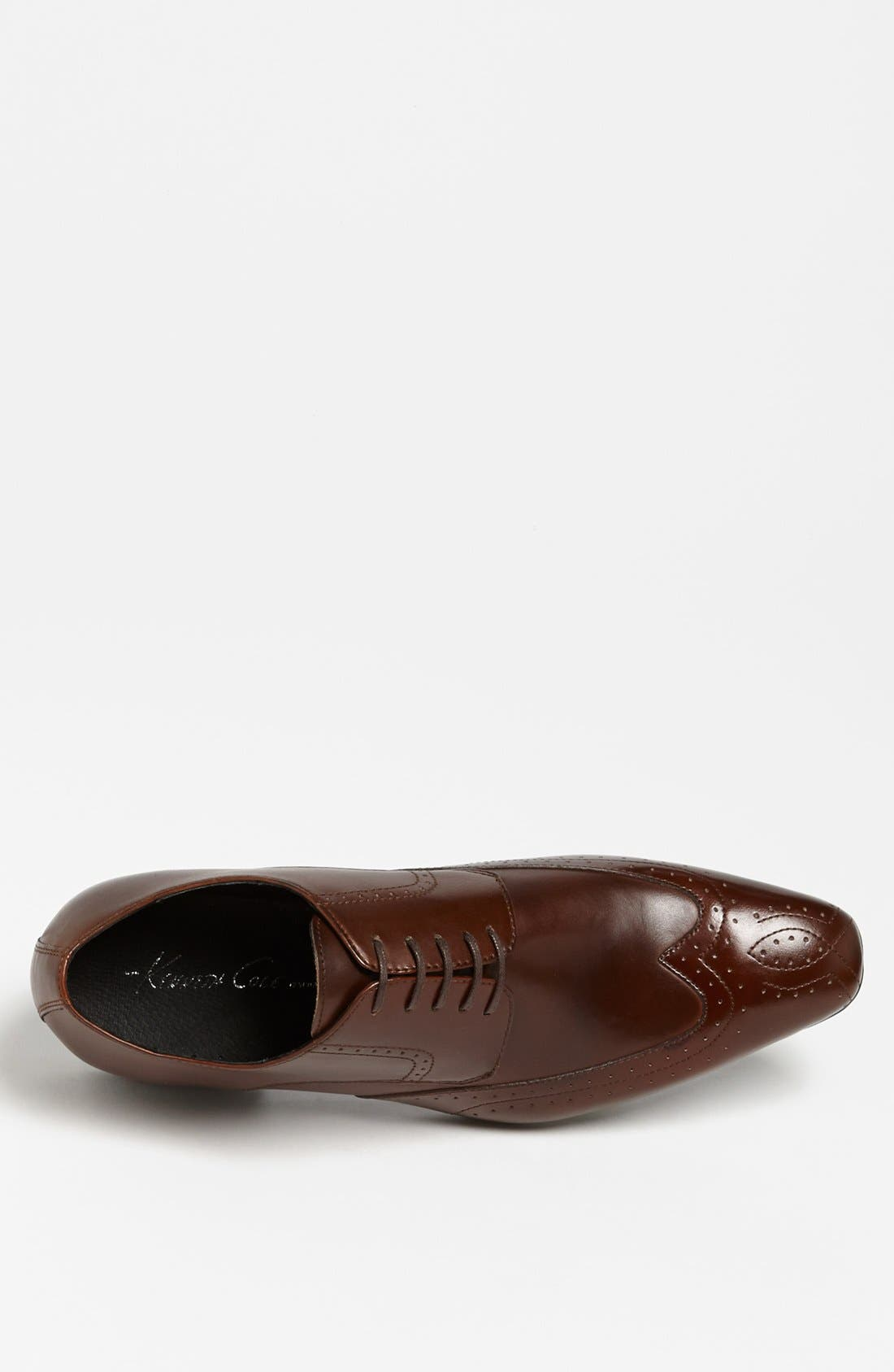 Alternate Image 3  - Kenneth Cole New York 'Success Rate' Cap Toe Oxford