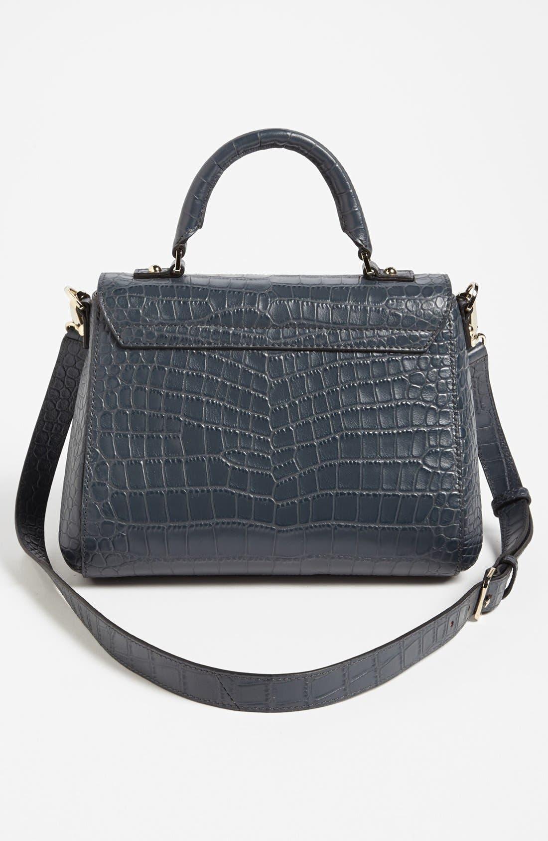 Alternate Image 4  - kate spade new york 'oxford street - nadine' satchel, small