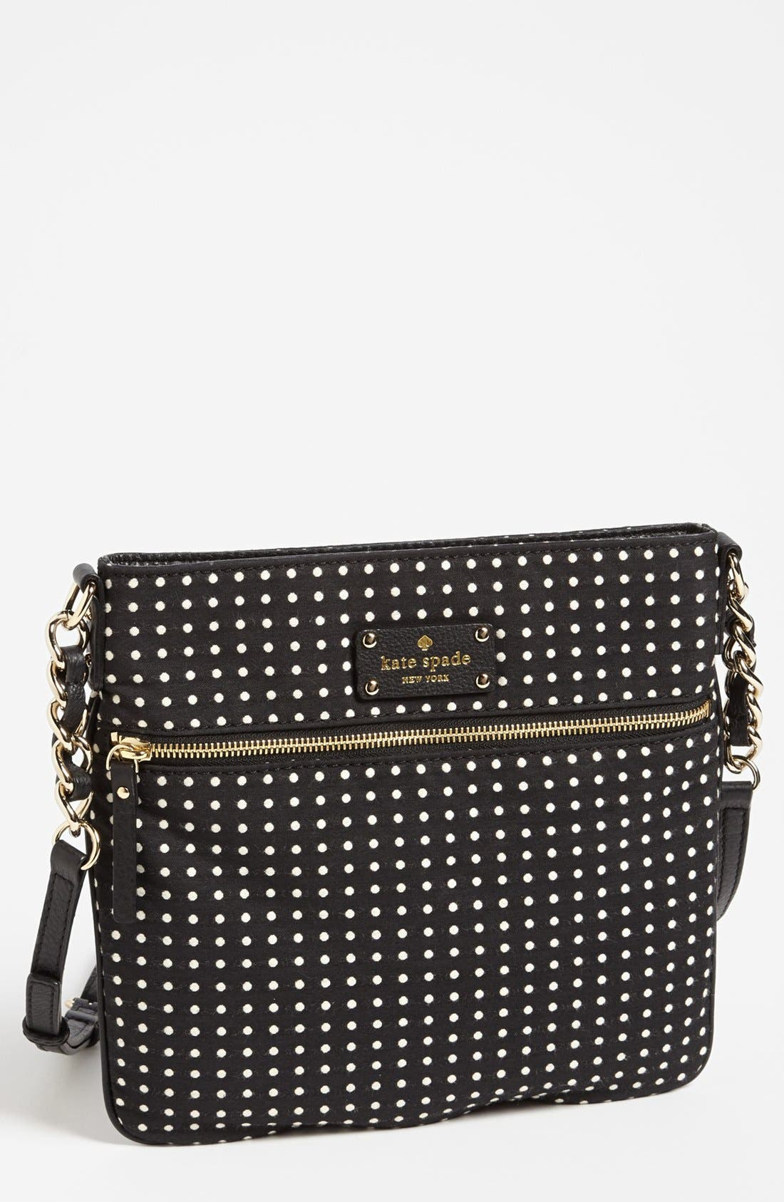 Alternate Image 1 Selected - kate spade new york 'cobble hill - dot ellen' crossbody bag