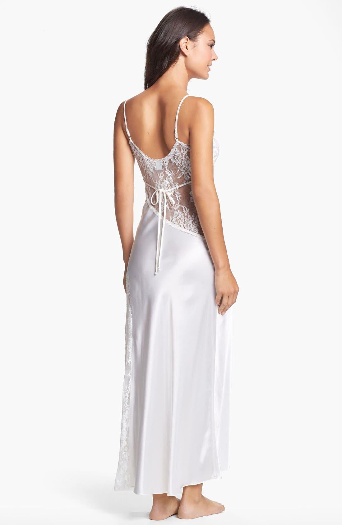 Alternate Image 2  - Jonquil 'Adela' Nightgown