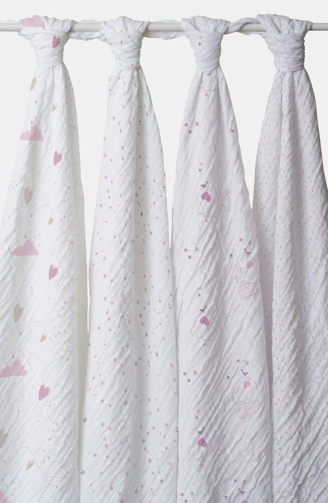 Main Image - aden + anais Classic Swaddling Cloths (4-Pack)