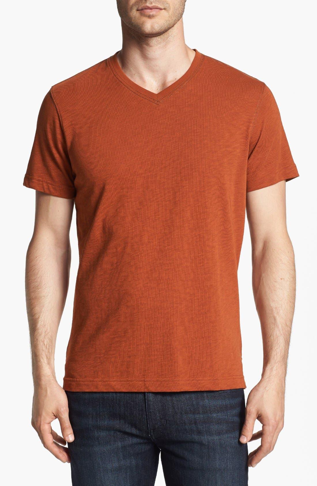 Alternate Image 1 Selected - Robert Barakett 'Miami' V-Neck T-Shirt