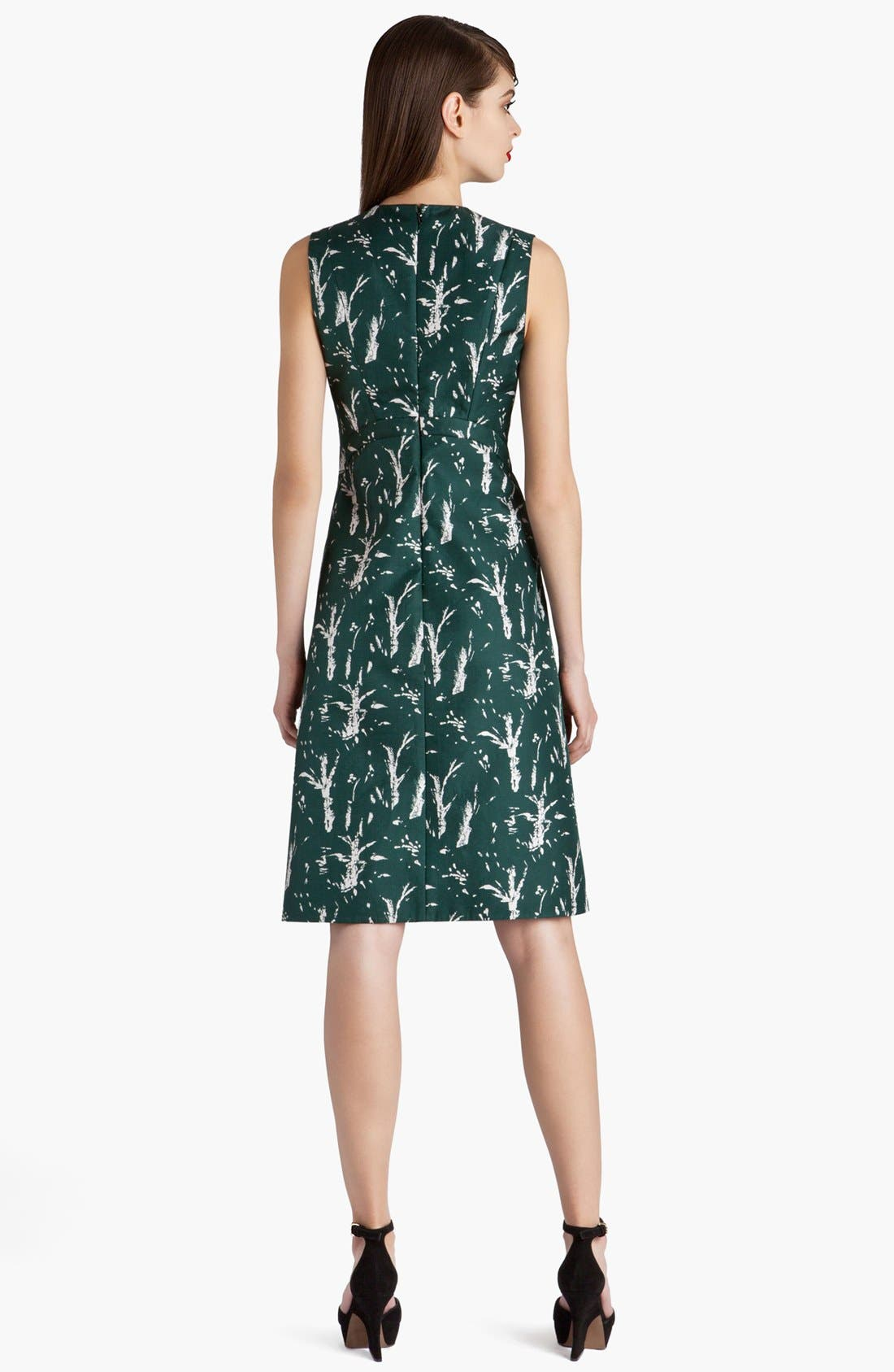 Alternate Image 2  - Marni Forest Print A-Line Dress