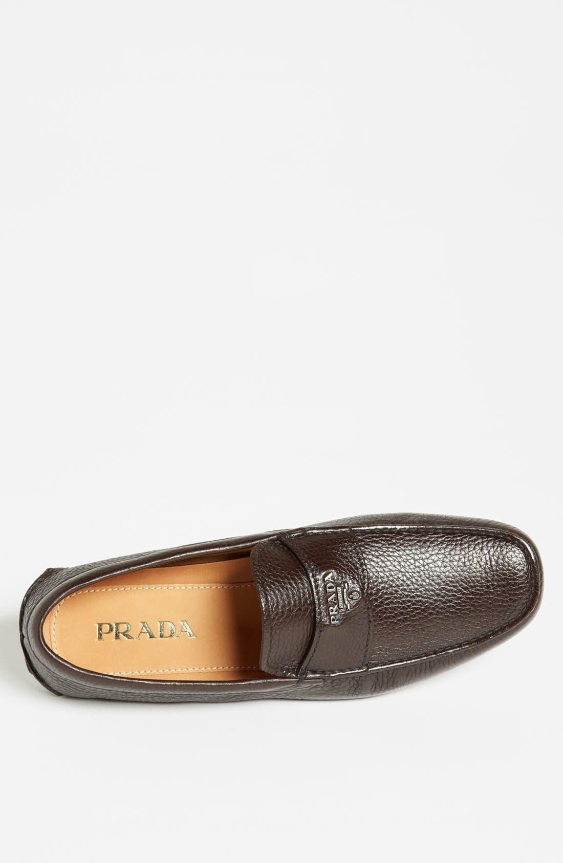 Alternate Image 3  - Prada Driving Shoe (Men)
