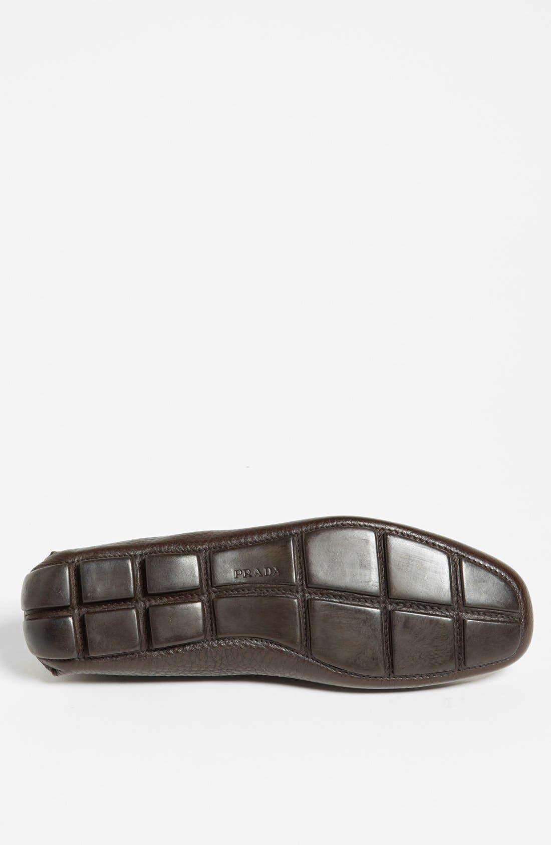 Alternate Image 4  - Prada Driving Shoe (Men)