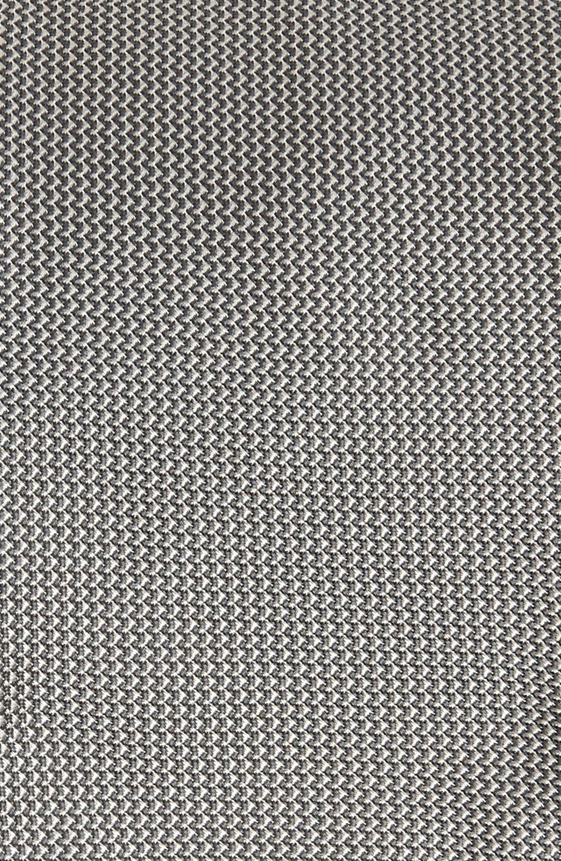 Alternate Image 2  - John W. Nordstrom® Woven Silk Tie (Tall)