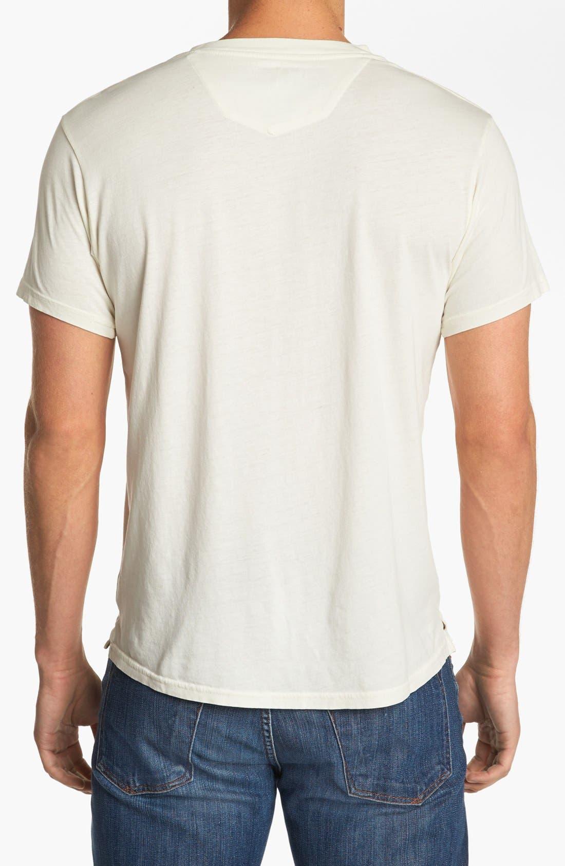 Alternate Image 2  - Robert Graham 'Safety First' T-Shirt