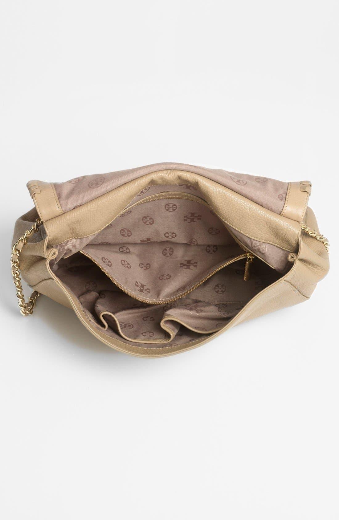 Alternate Image 4  - Tory Burch 'Marion' Leather Saddlebag