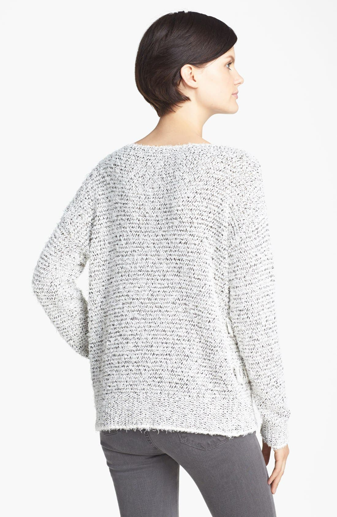 Alternate Image 2  - Joie 'Camille' Fringe Sweater