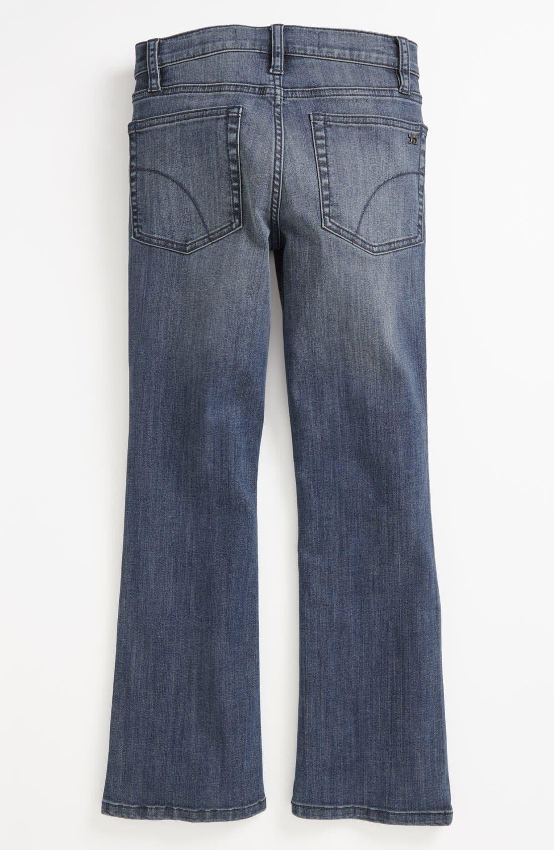 Alternate Image 1 Selected - Joe's 'Rebel' Straight Leg Jeans (Little Boys)