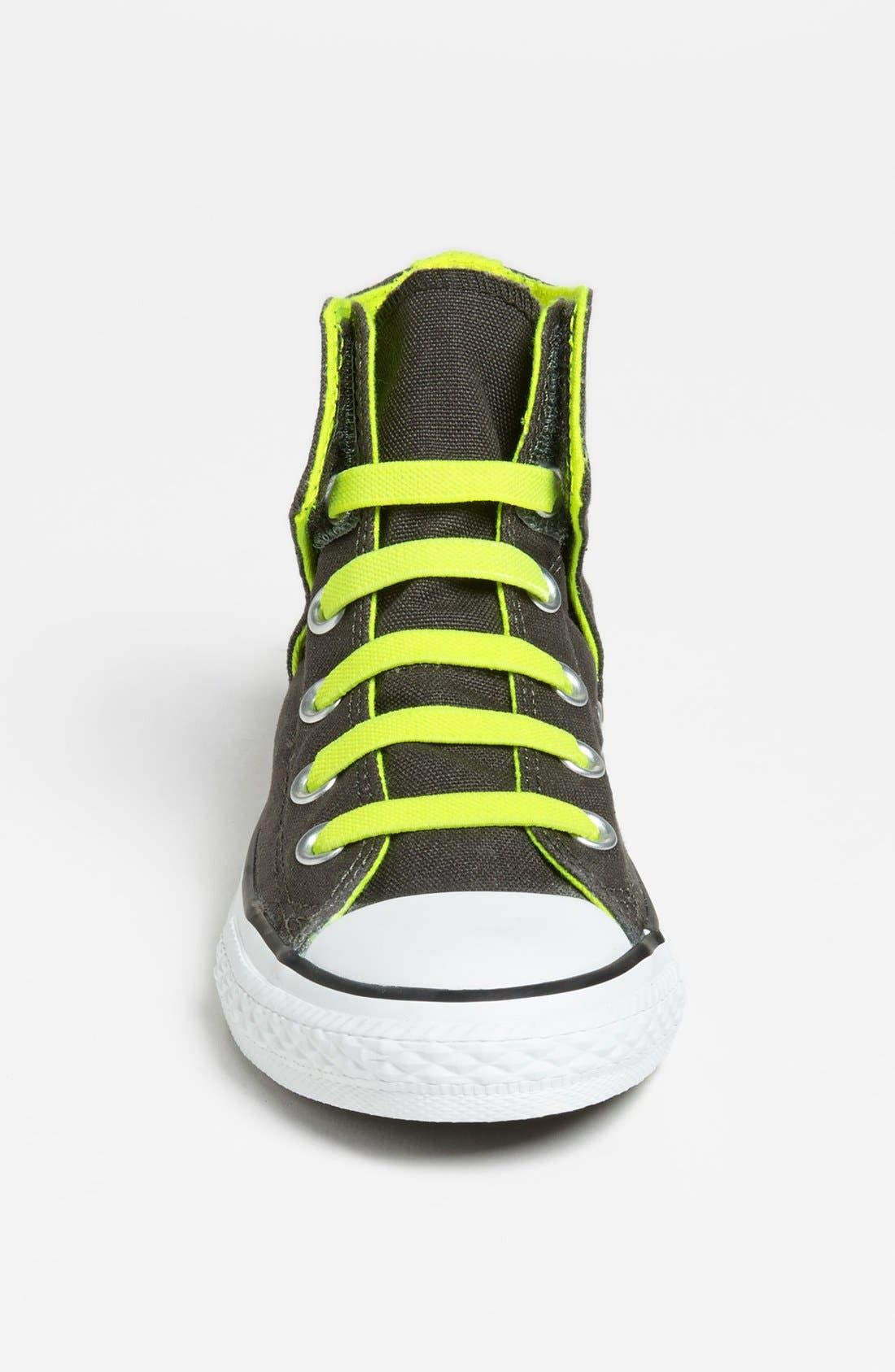 Alternate Image 3  - Converse Chuck Taylor® 'Easy Slip' Sneaker (Toddler, Little Kid & Big Kid)