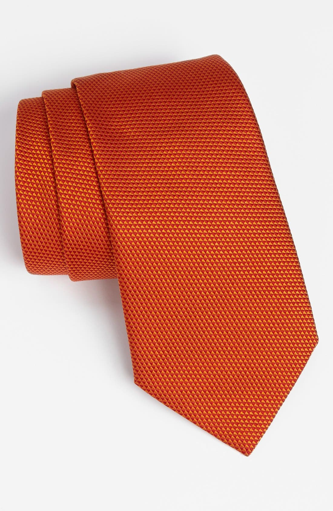 Alternate Image 1 Selected - Armani Collezioni Woven Silk Tie