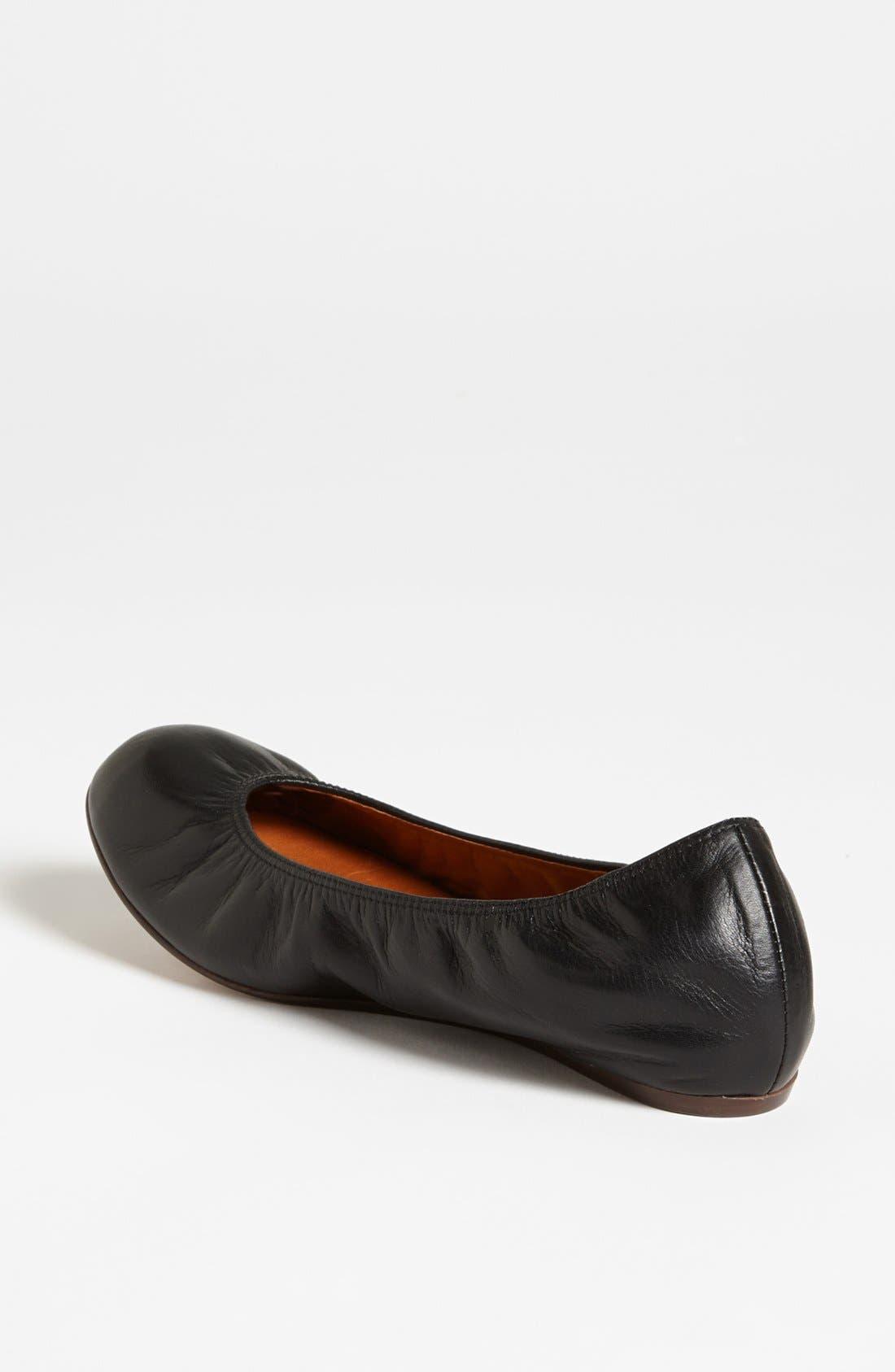 Alternate Image 2  - Lanvin Ballet Flat