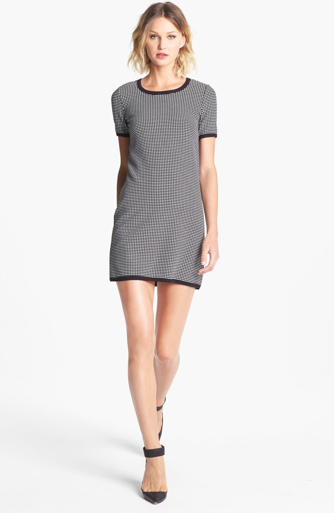 Alternate Image 1 Selected - Bailey 44 'Data Mining' Short Sleeve Dress