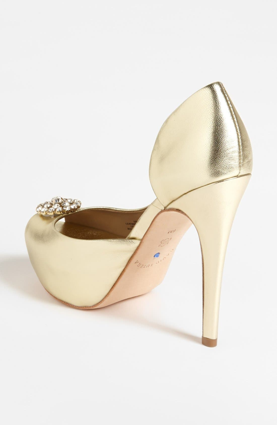 Alternate Image 2  - David Tutera 'Soiree' Pump