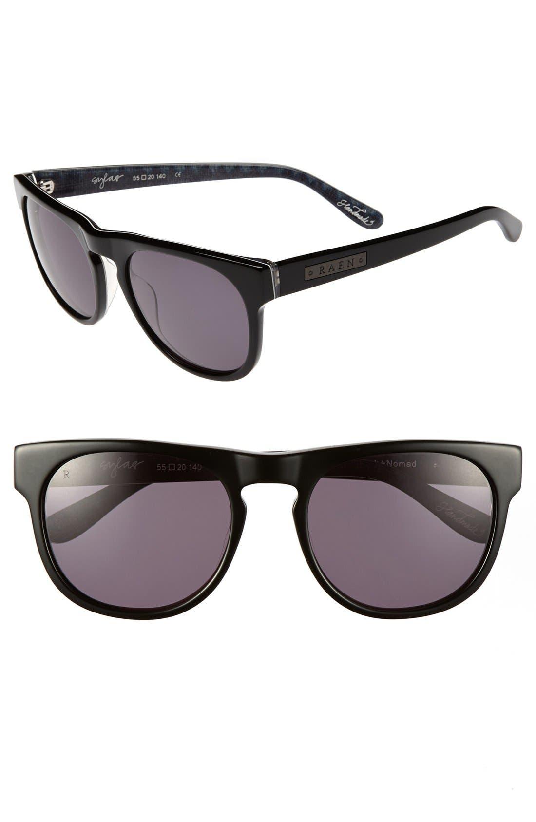 Main Image - RAEN 'Sylas' 55mm Sunglasses