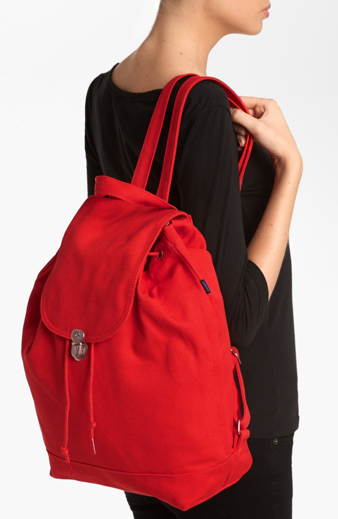 Alternate Image 2  - Baggu® Canvas Backpack