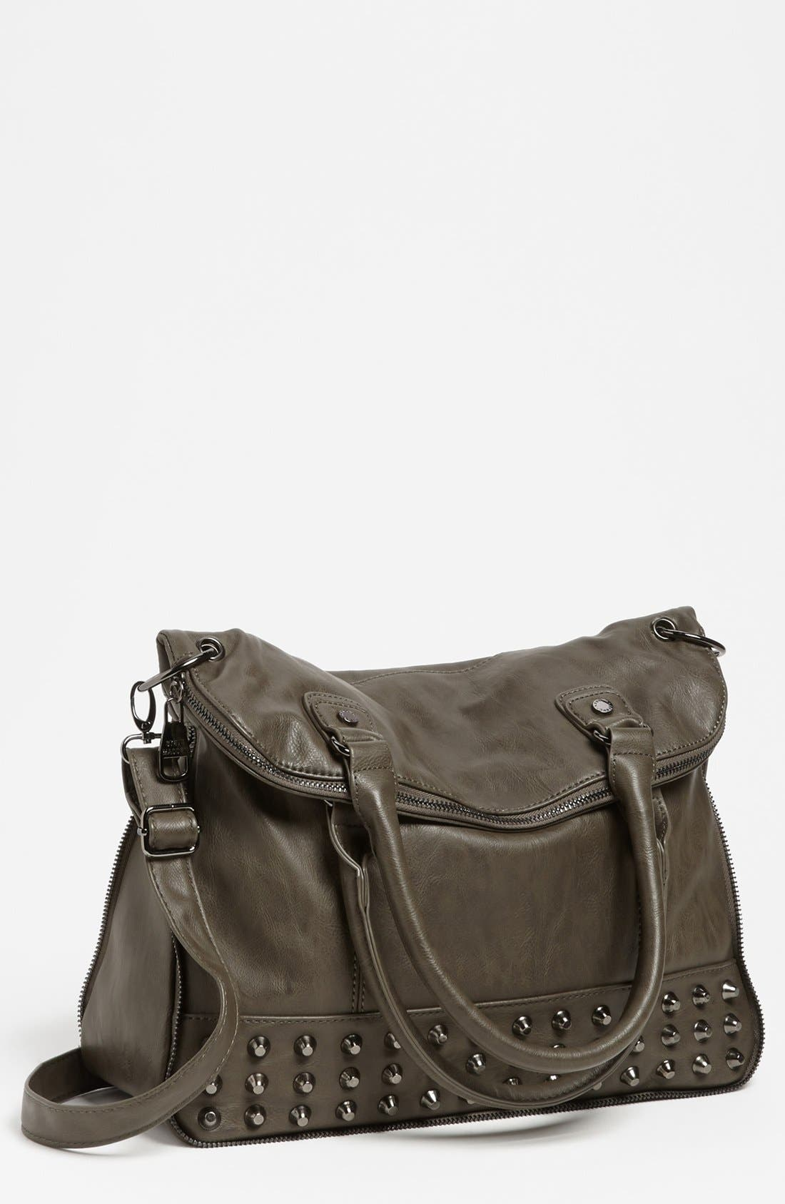Alternate Image 1 Selected - Steve Madden Convertible Faux Leather Tote