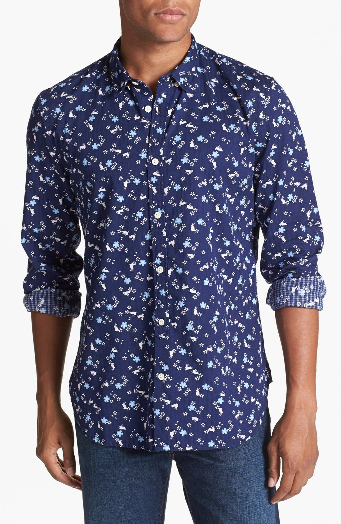 Alternate Image 1 Selected - Levi's® Made & Crafted™ Sport Shirt