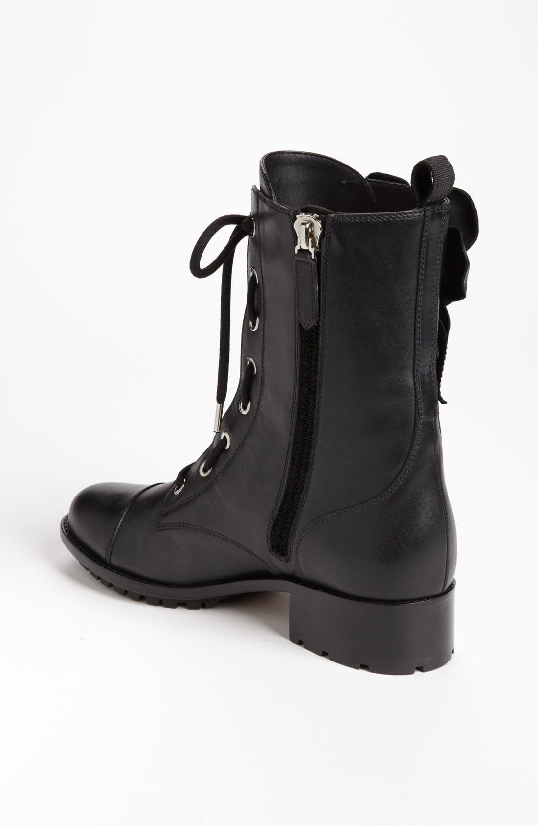 Alternate Image 2  - Valentino 'Tecno Couture' Combat Boot