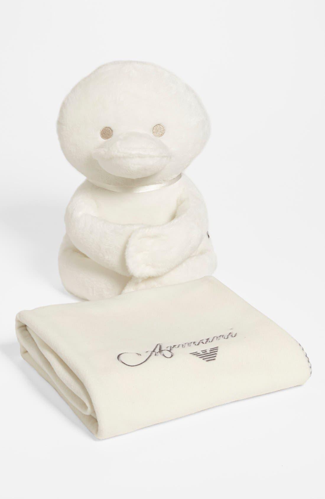 Alternate Image 3  - Armani Junior Gift Set (Baby)