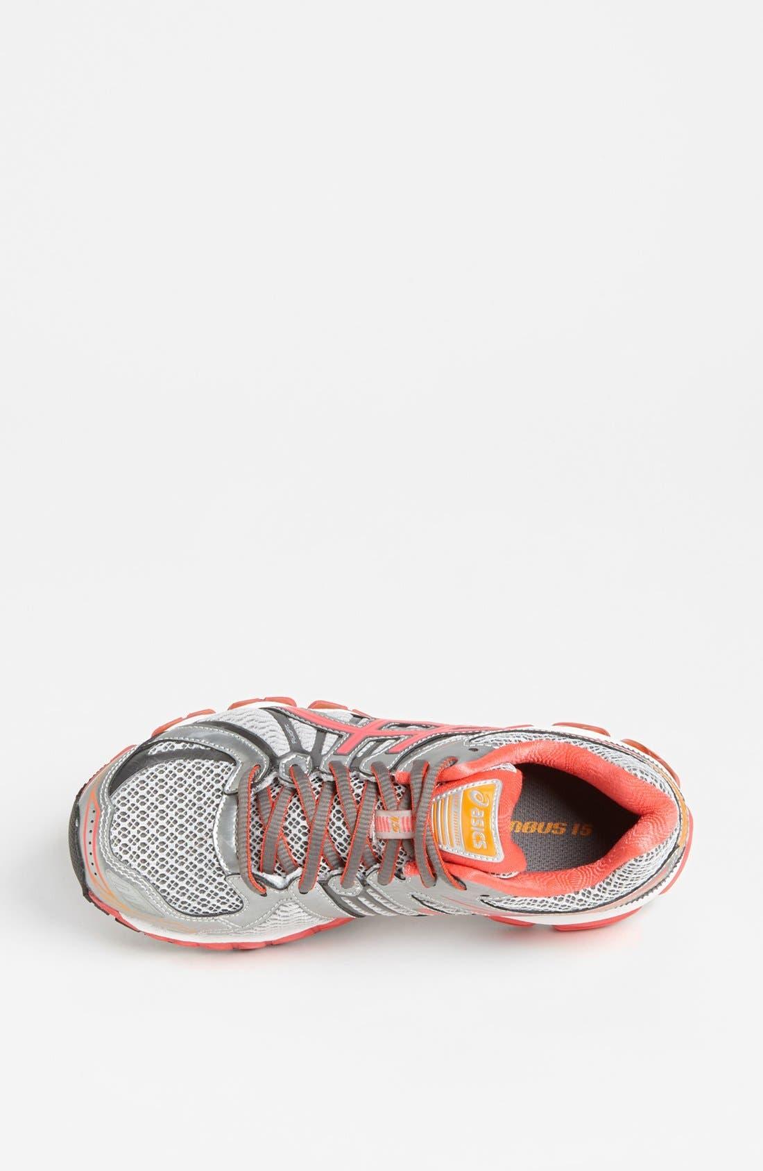 Alternate Image 3  - ASICS® 'GEL-Nimbus 15' Running Shoe (Women)